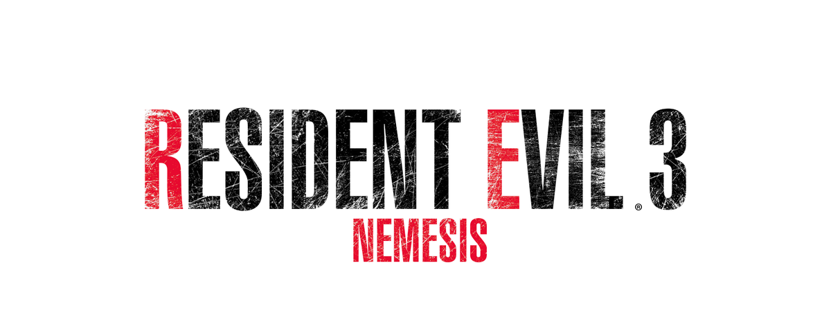 Joe Valenza On Twitter Made A Resident Evil 3 Logo Based Off Of