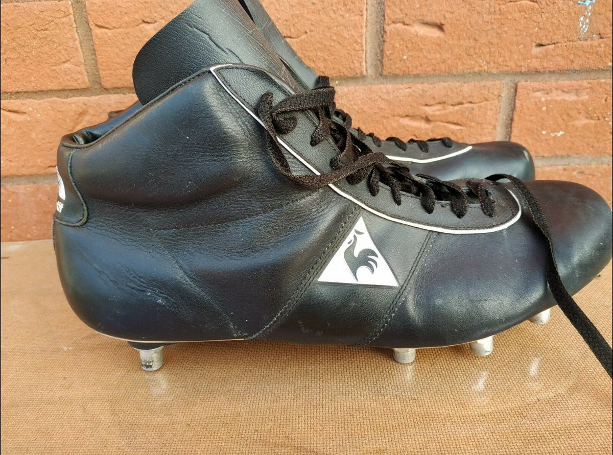 Otago 8 boots from Le Coq Sportif