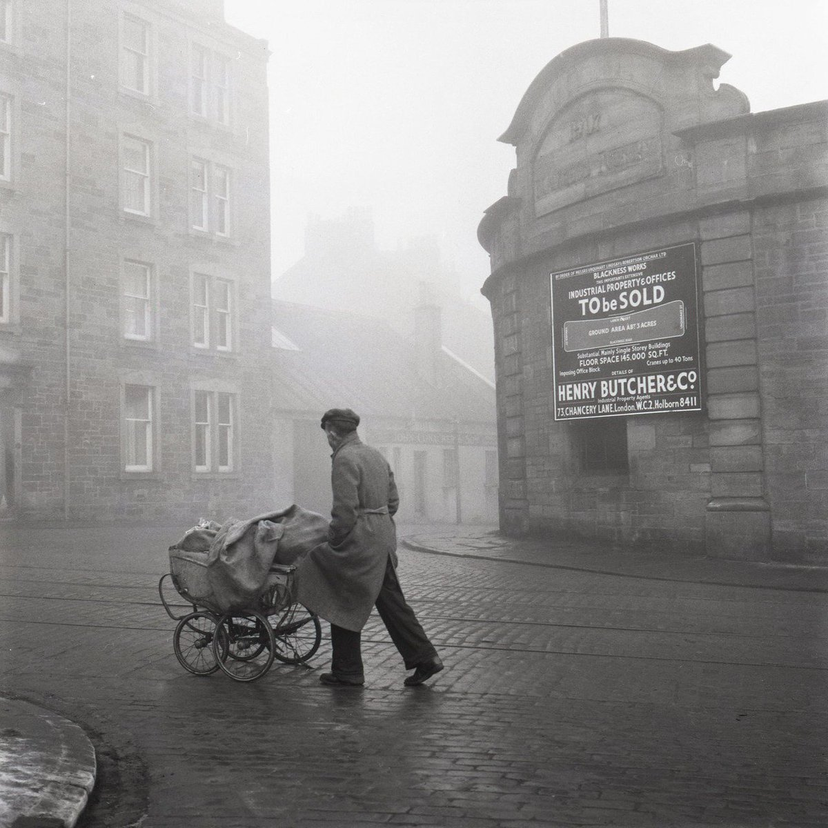Michael Peto. Jobless in Dundee. 1959 | Imgware
