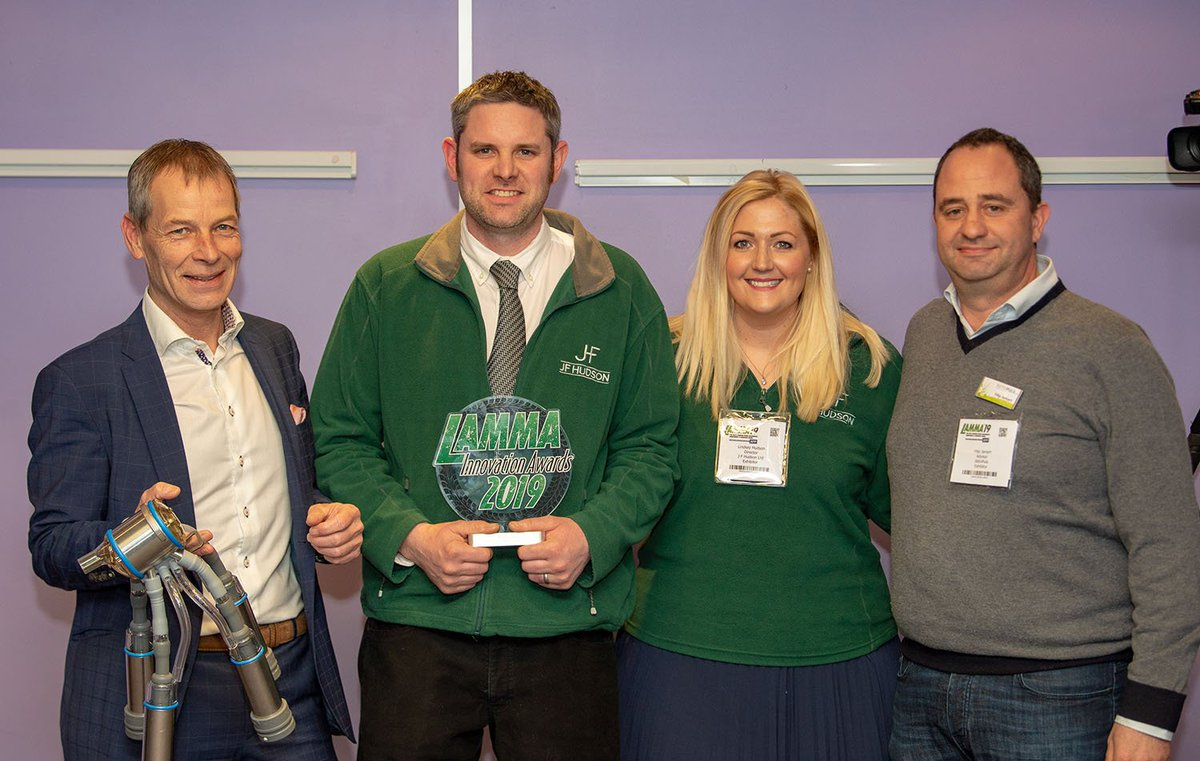 If you missed the Innovation award medal winners at #LAMMA19, get the lowdown on who won here - https://www.lammashow.com/lamma-innovation-trail … The awards celebrate ground-breaking innovations across the breadth of #ag recognising and highlighting some of the best advances in agricultural manufacturing