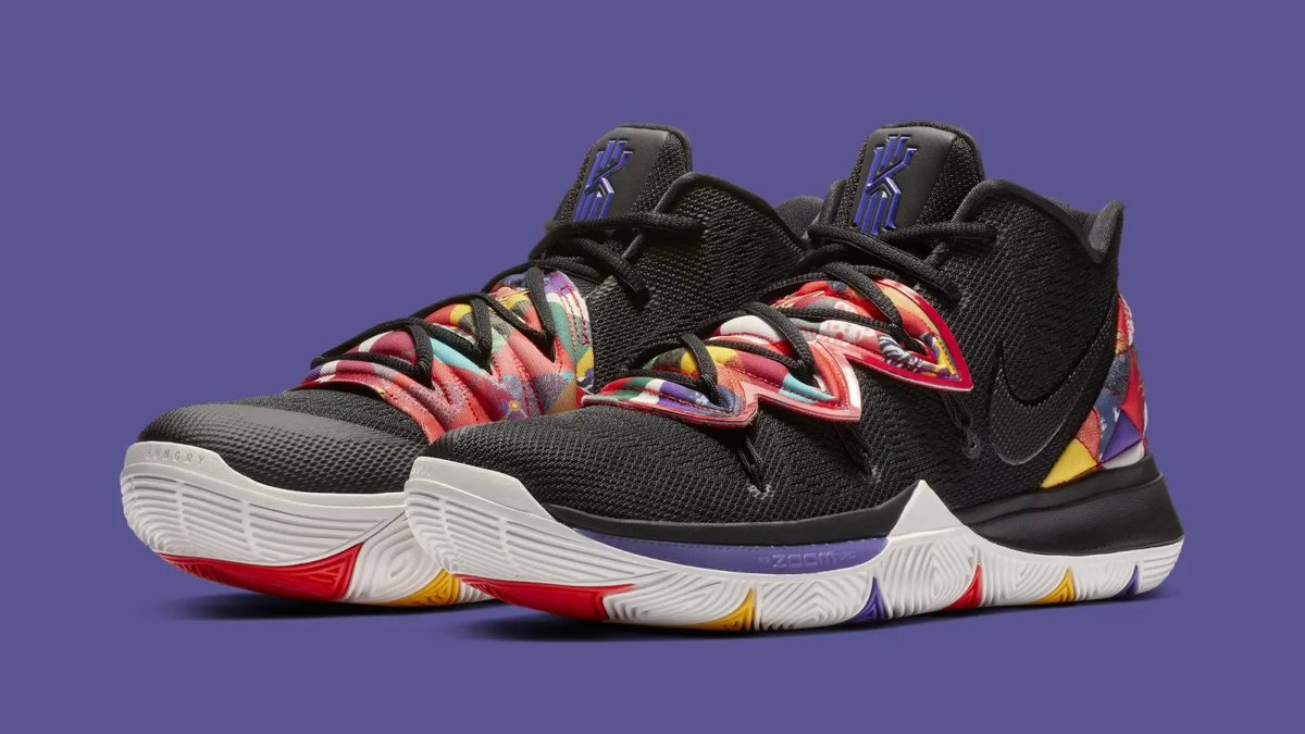 bc35e0485646 chinese new year nike kyrie 5s for the year of the pig drop next week.