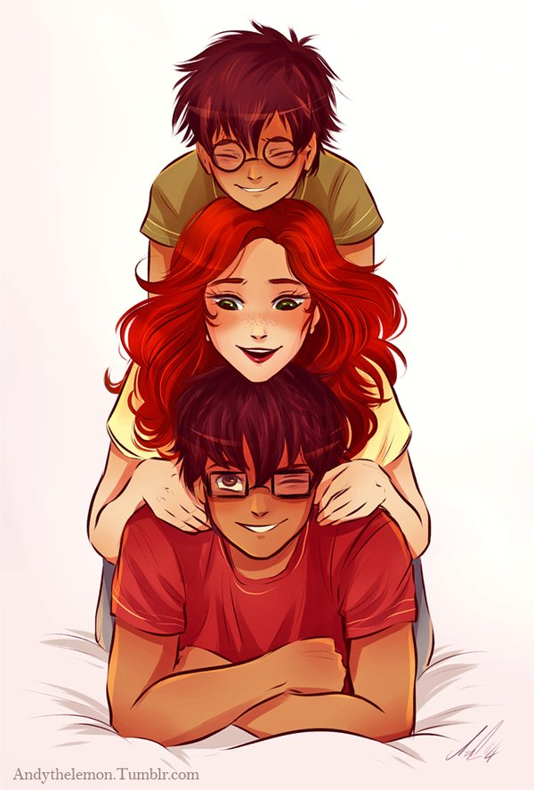 lilypotter hashtag on Twitter