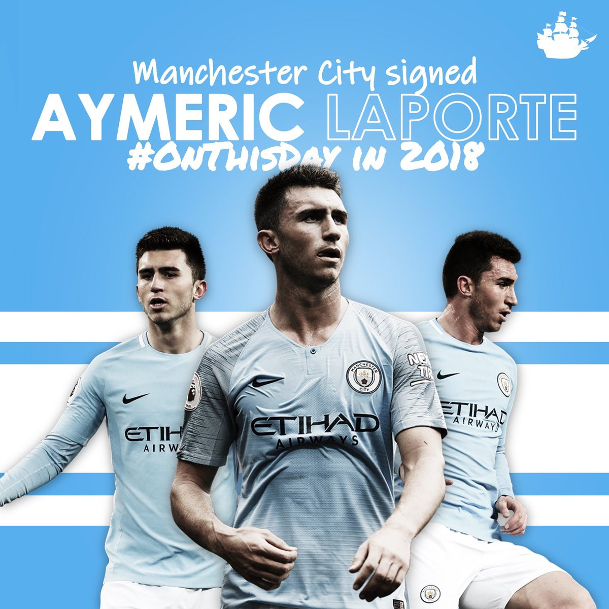 Man City news: Aymeric Laporte insists club will continue to fight on four fronts