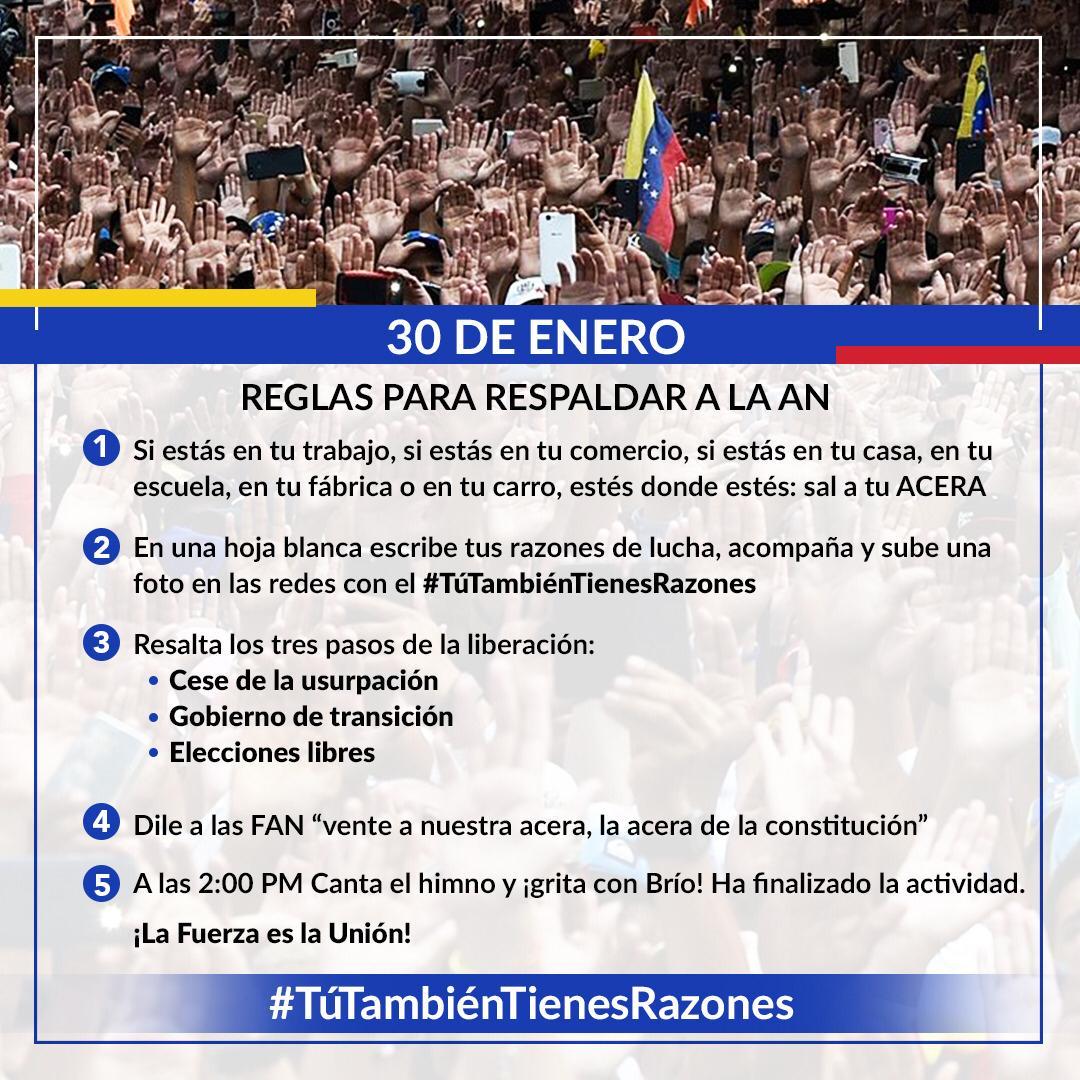 Maduro: Si algo me pasa, ¡retomen el poder y hagan una revolución más radical! - Página 4 DyKE_9AWsAEylvx