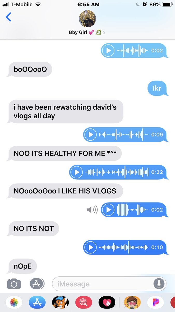 //Lol I actually enjoy sending voice messages 😂😂😂 because nobody has a clue to what I was saying//
