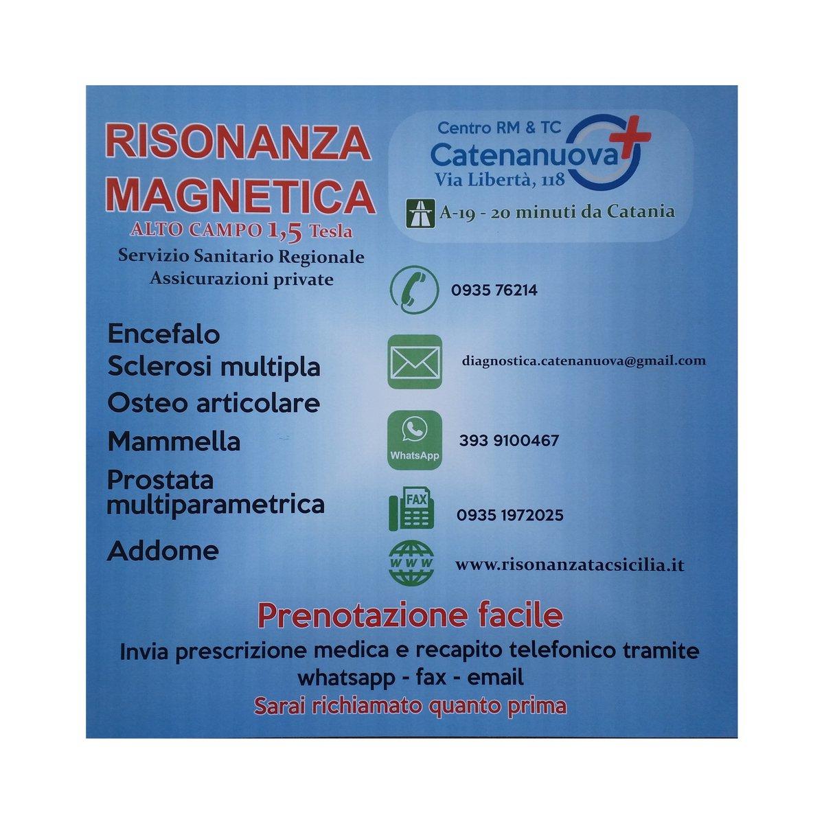 resonancia magnética de próstata multiparamétrica sicilia y