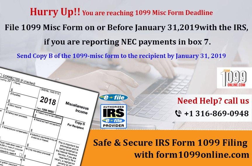 Form 1099 Online At Form1099online Twitter