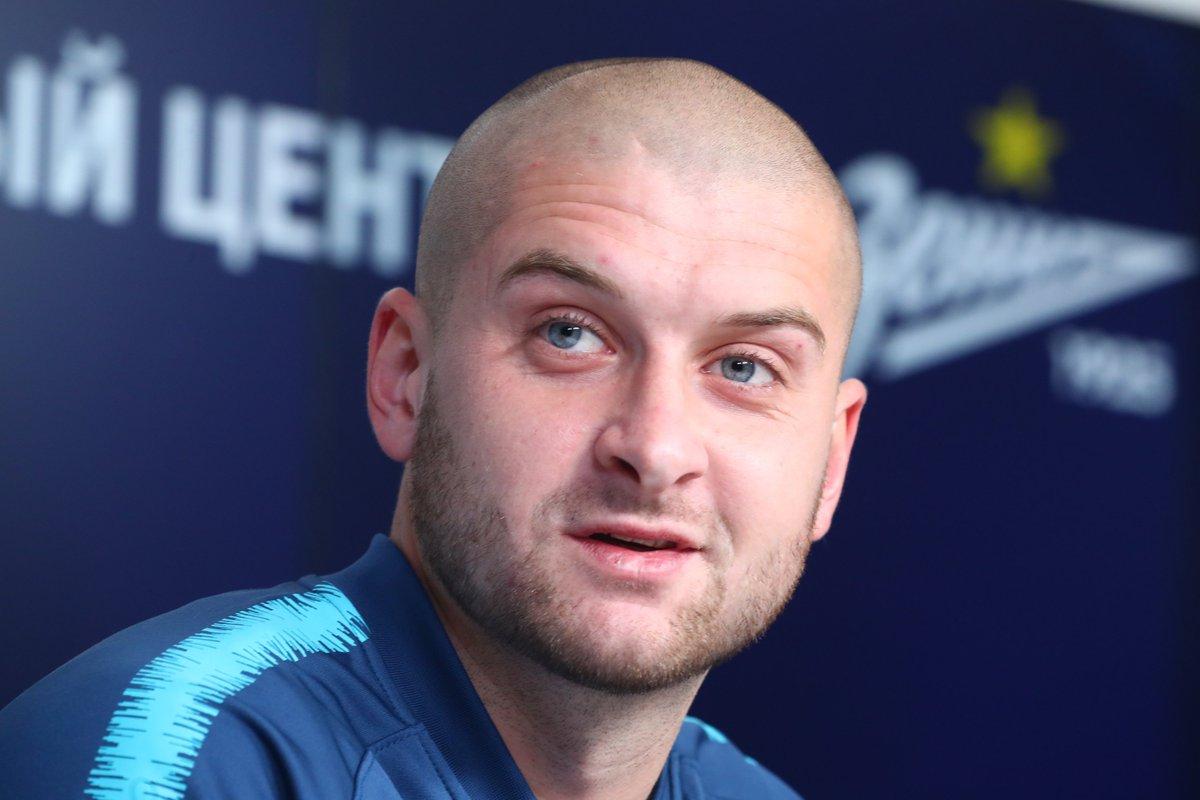 Украинский футболист «Зенита» отказался играть за сборную из-за политики