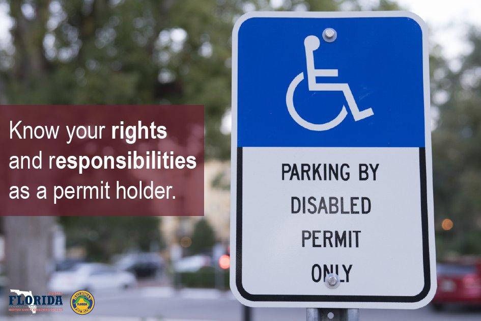 florida disability parking application