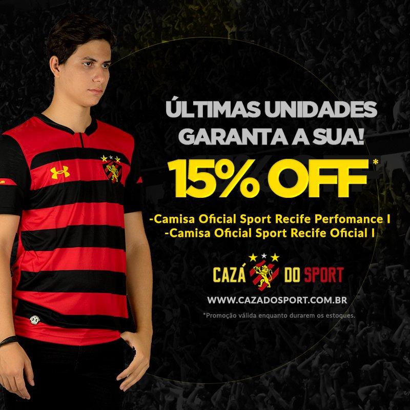 8a9366dbf Ainda dá tempo de aproveitar a promoção de 15% OFF da Cazá do Sport nas