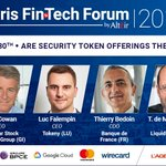 Image for the Tweet beginning: 🕒 5min #PFF19 Are Security