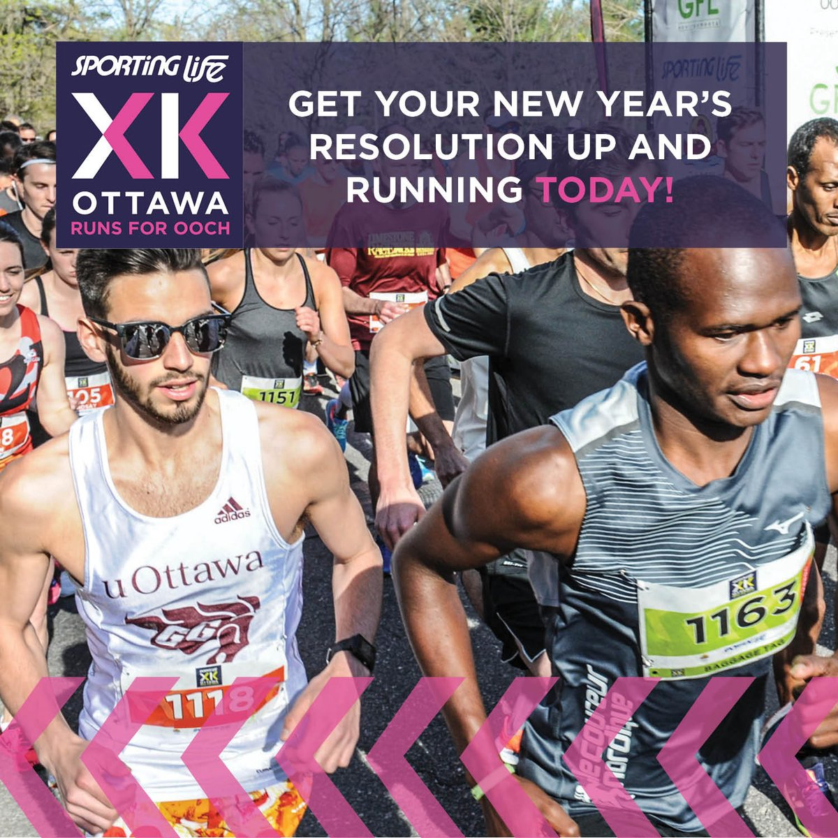 Have you registered for the #SL10K yet? The registration fee for #Ottawa goes up on February 1, so sign up today! Get some friends or colleagues together and register here: https://www.sportinglife10k.ca/    #NewYearNewYou #NewYearNewGoals