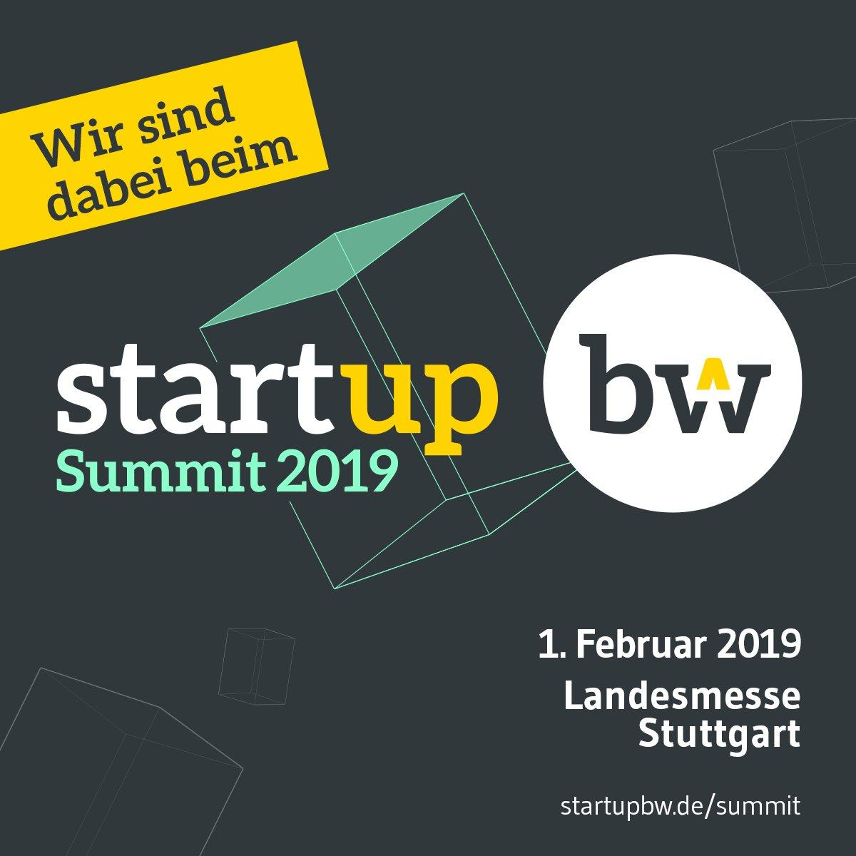 Nicht verpassen! Sie haben die Möglichkeit uns auf dem @Startup_BW Summit diesen Freitag in Stuttgart zu besuchen. Wir zeigen wie man mithilfe von #digitalem Shopfloor Management Probleme in der #Produktion effektiver lösen kann. @Messe_Stuttgart