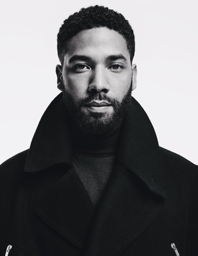 Praying for you, brother. @JussieSmollett your light is so much stronger than their hate.