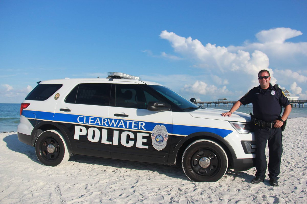 Clearwater Police Department on Twitter:
