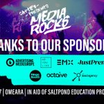 Meet the sponsors rocking with us at next week's #mediarocks! @advertisingweek Europe, @Adyoulike, @EMXdigital, @JustPremium_JPX, @Megabooth, @TheLeadAgencyUK, Octaive. Last remaining tickets available, buy yours now: https://t.co/ZxsnP31KL7 #Captify @OmearaLondon