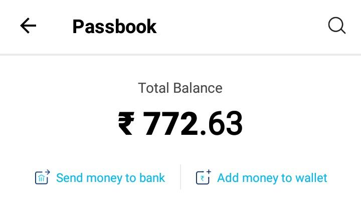 Plz help me with this @JioCare @reliancejio @jiomoneycare @Paytm @Paytmcare @PaytmMoneyCare @_DigitalIndia I guess 772 is greater than 349