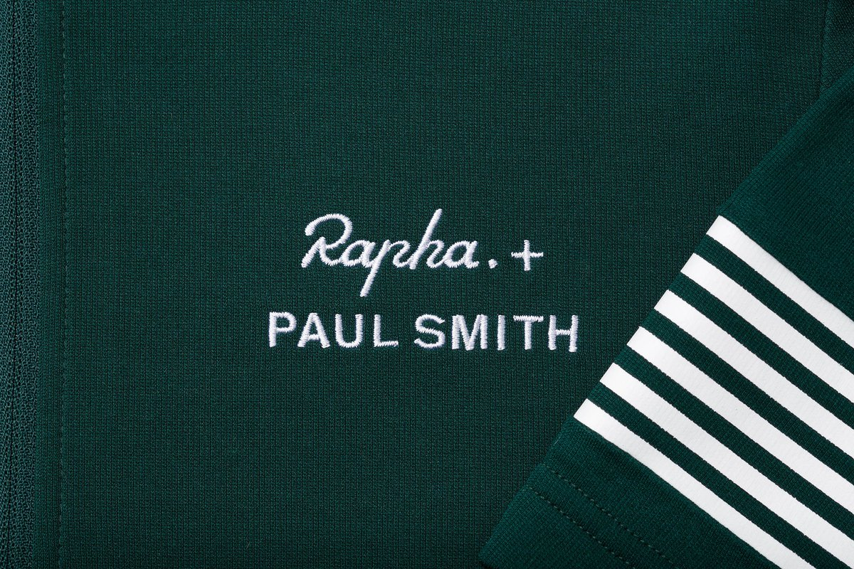 b93f16ef58433 Our first Paul Smith collaboration in 2007 was borne of a mutual love of  cycling.