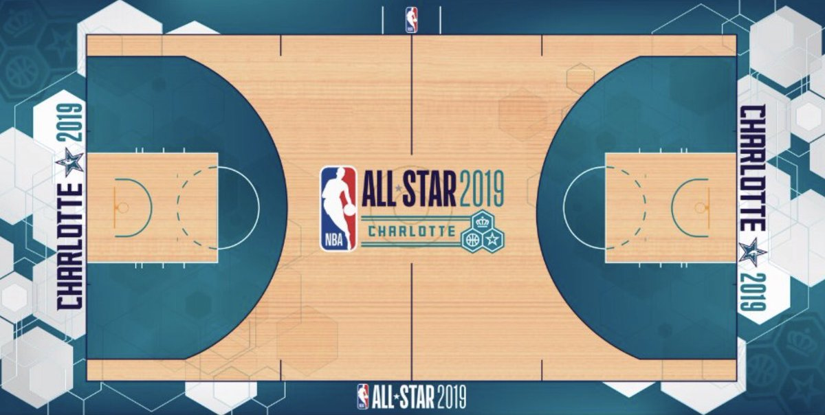 2020 Nba All Star On Twitter Inspired By Charlotte S