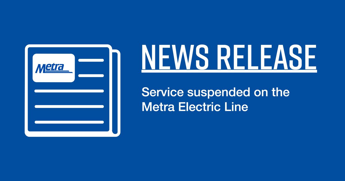 Metra Electric auf Twitter: