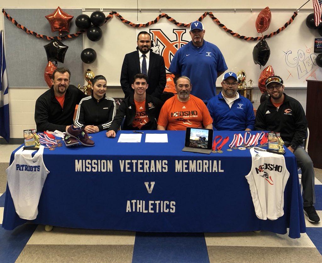 Veterans Memorial High School MCISD - @VMHSBigBlue Twitter