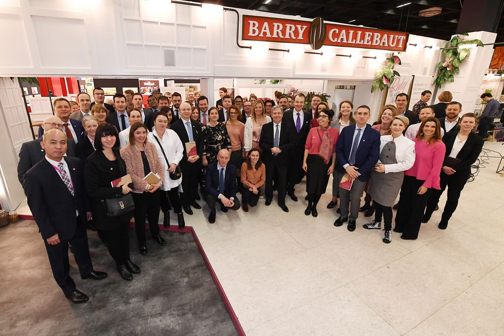 #ISM2019 just closed it's doors a few minutes ago. As we are packing our bags, we would like to 'Thank you!' for visiting us at our #BCStudio! It was great having you - and showcasing you why #RubyChocolate is the #food #trend to watch in 2019.