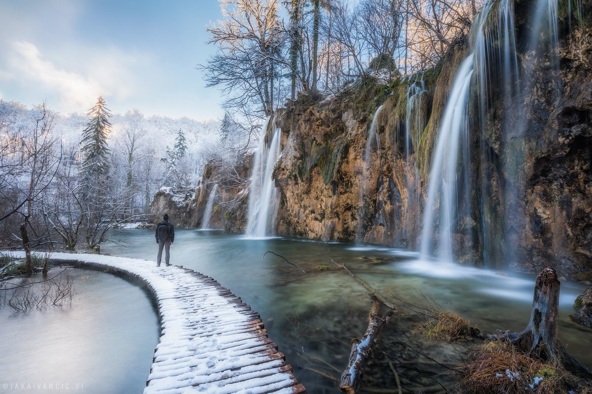 Jaka Ivancic On Twitter A Walk Trough The Upper Lakes In