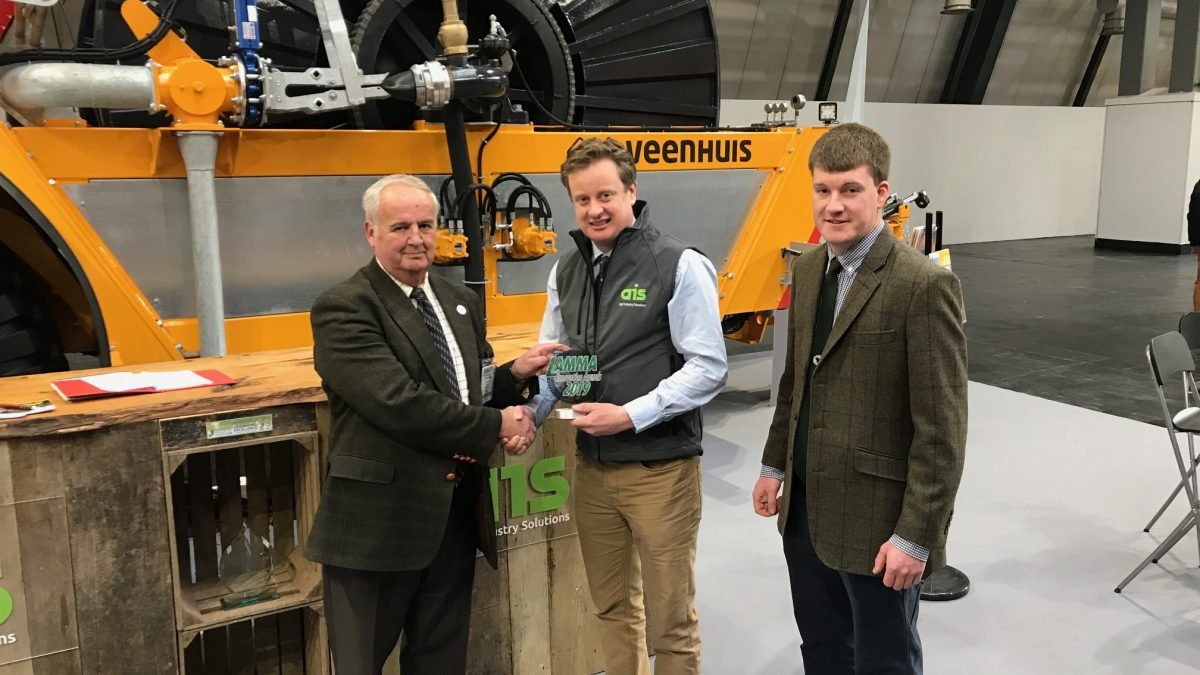 We are honoured to be recognised for our innovation with the Rotomax and Nutriflow at @lammashow . Read about our award winning #agricultural #machinery here http://ow.ly/1EKZ30nvzwn