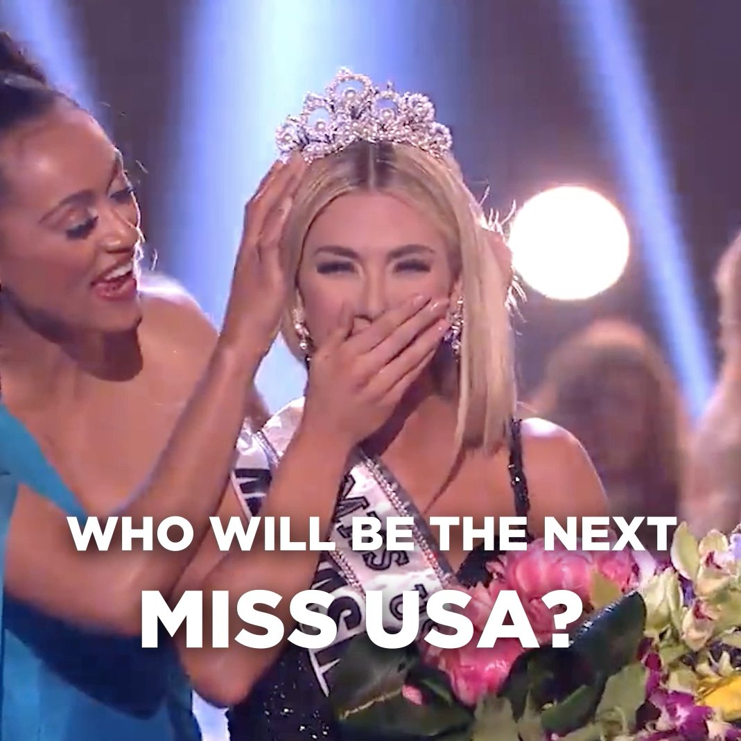 Congratulations to the Miss USA contestants who will be competing for the 2019 title. Who will take home this year's crown? 👑