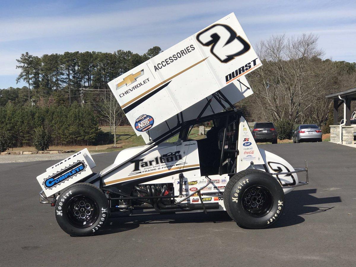 Bubba Raceway Park >> Kyle Larson Racing On Twitter Macedo Jump Starts 2019