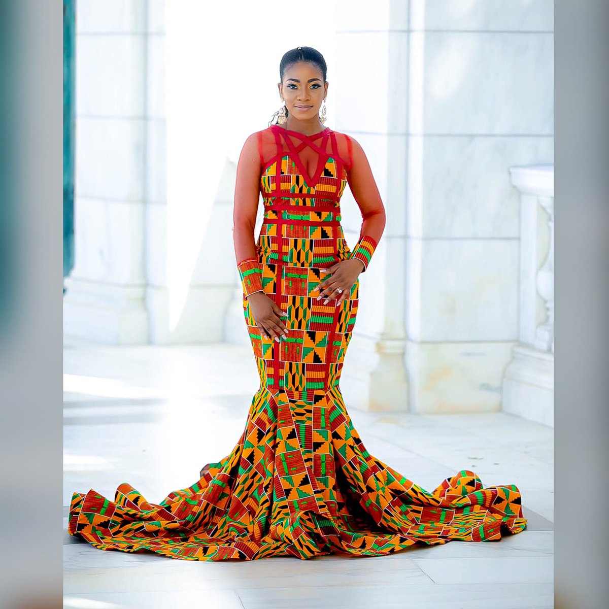 Image result for kente dress hashtags