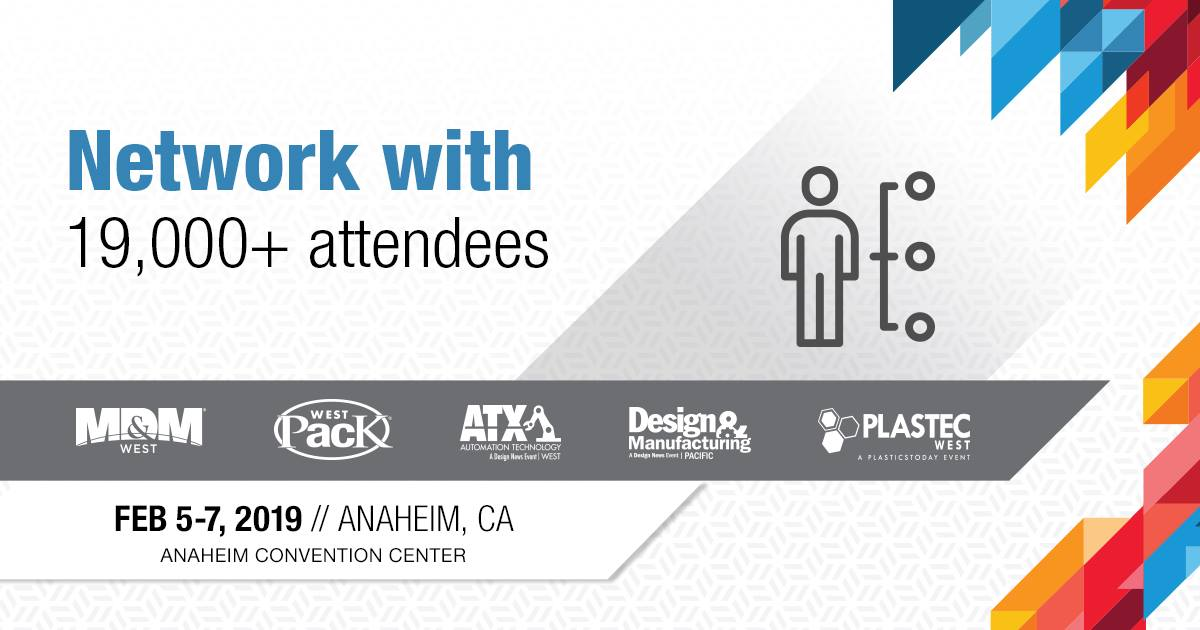 #advmfgexpo is fast approaching — working on your show plan? Don't miss @GenesisPlastics in booth 1946, plus these sessions, including how how #AI is revolutionizing #medtech - #mdmwest #medicaldevice #mfg #advancedmanufacturing https://bit.ly/2sYEG2V