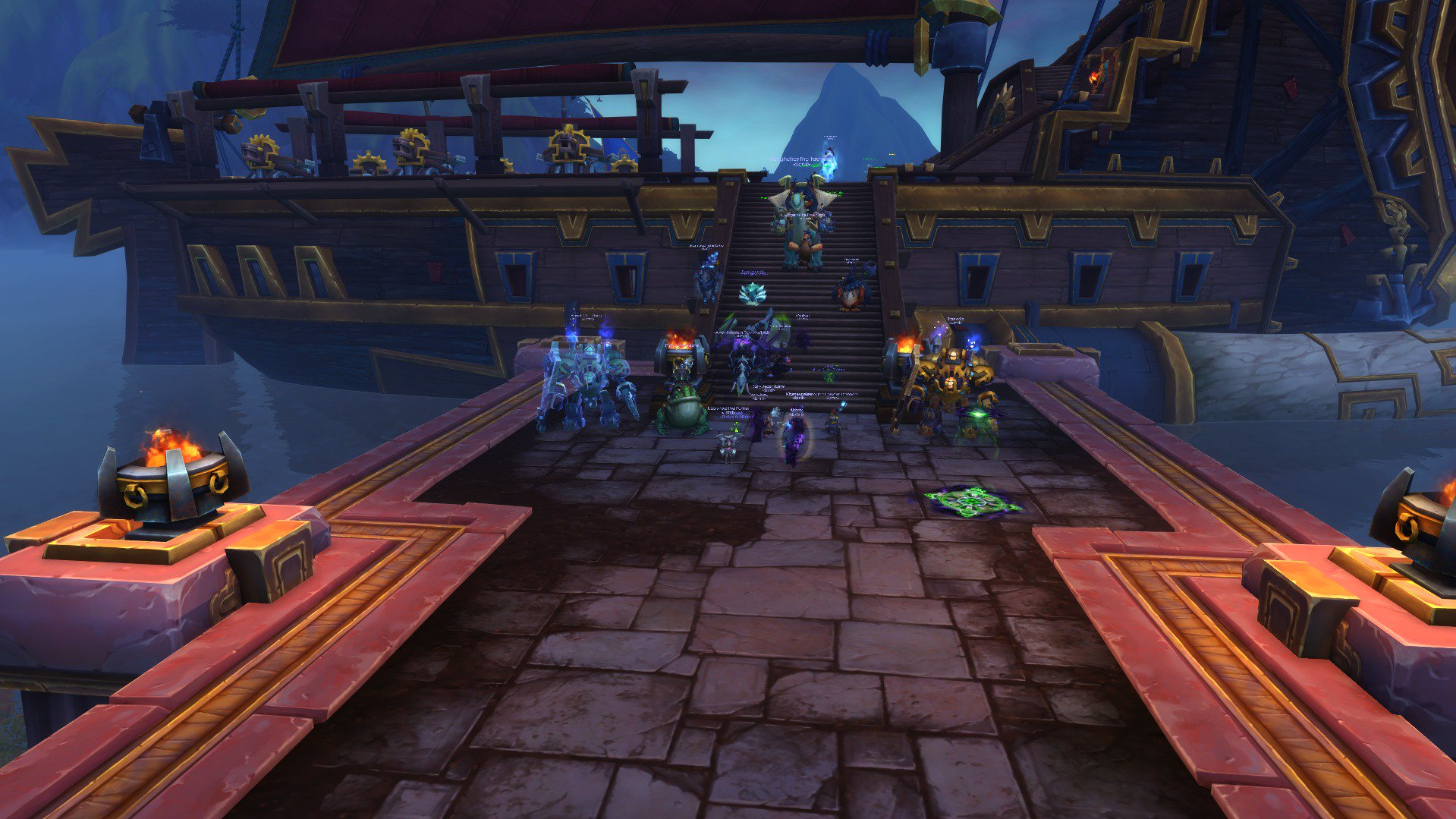 Mythic Battle of Dazar'alor Raid Updates - Method