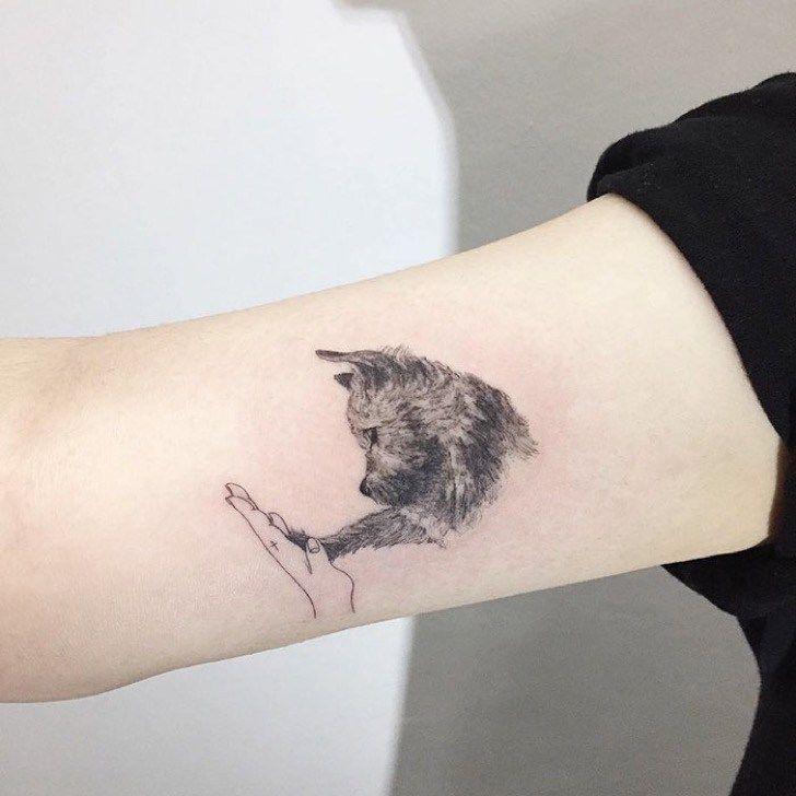 Aman tanto a sus perros que decidieron tatuárselos 🐶💕😍  https://t.co/YGkGVWokB0 https://t.co/LIOPdeyiTD
