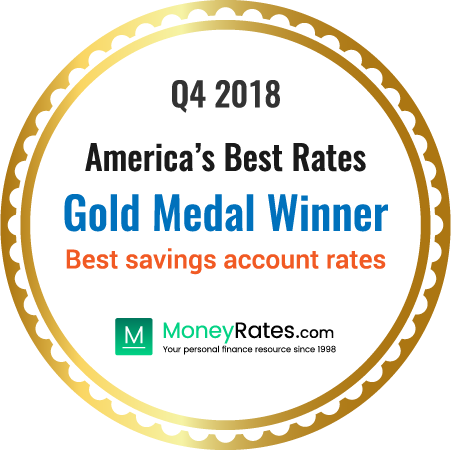They Ranked Second For Highest Savings Account Rate In The America S Best Rates Survey During Q4 2018 Http Bit Ly 2bcxczw Pic Twitter 1ou0hwfmfx