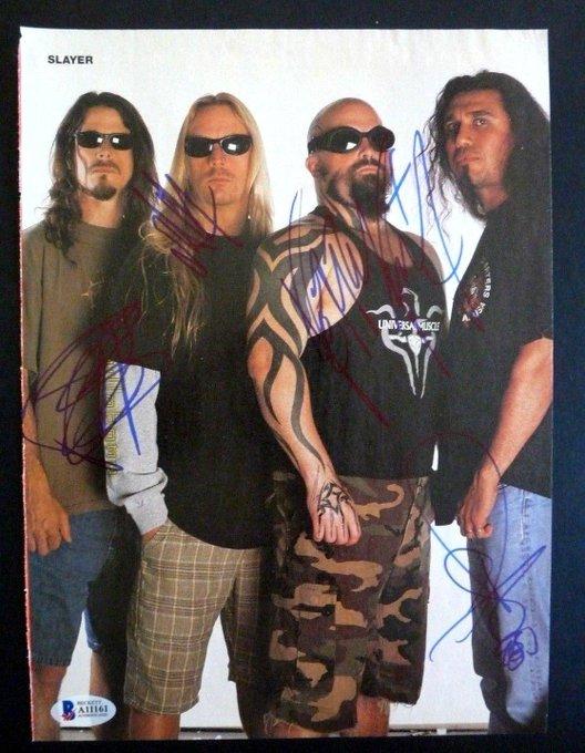 Happy Birthday, Jeff Hanneman!