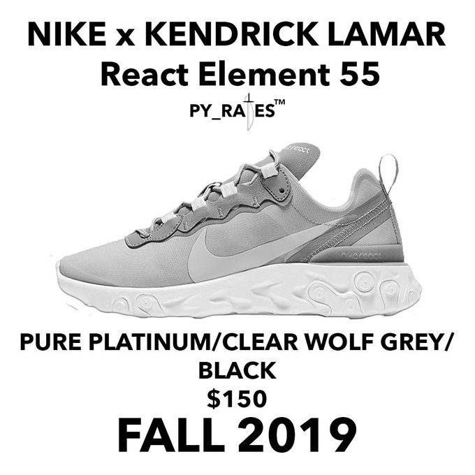 2c1b289913db88 New Kendrick Lamar x Nike Collaboration On The Way
