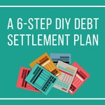 Image for the Tweet beginning: Considering trying #DebtSettlement on your