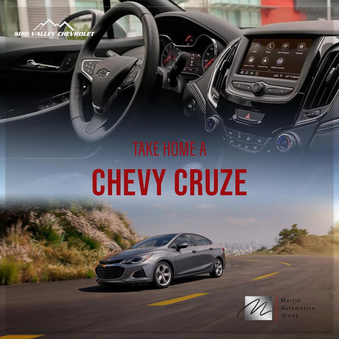 Simi Valley Chevrolet >> Simi Valley Chevrolet On Twitter Take Home A Beautiful New