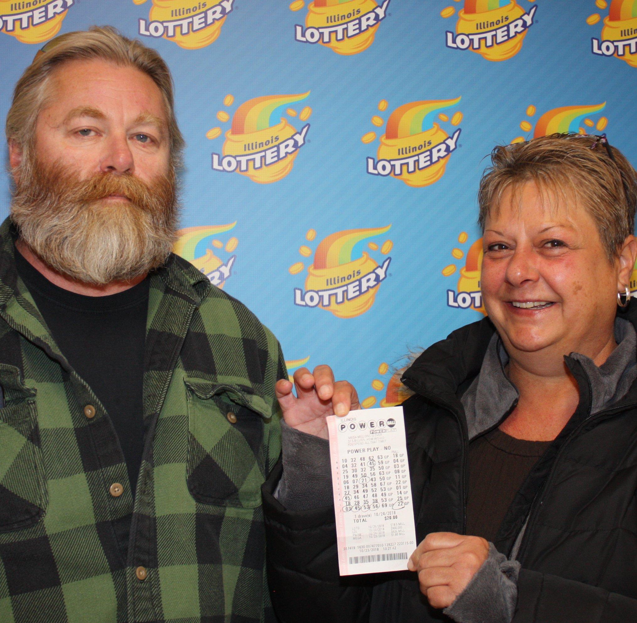 Illinois Lottery On Twitter Congrats To David M Of Geneva Who