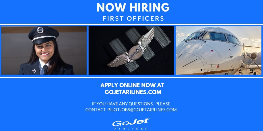 GoJet Airlines on Twitter: