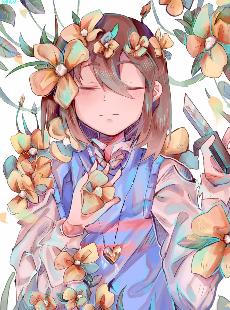 FRISK! #undertale #Frisk Tweet added by xuan kang you