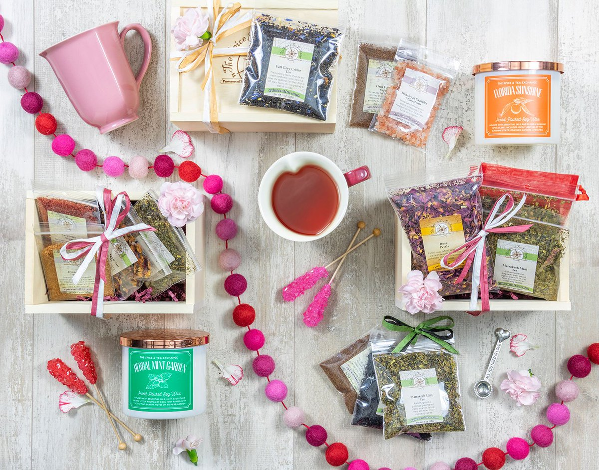 d9007403ade Shop gift boxes and limited edition accessories for your favorite tea  connoisseur or cook! http   ow.ly 3PdF30nweWP  valentinesday  love   giftideas ...