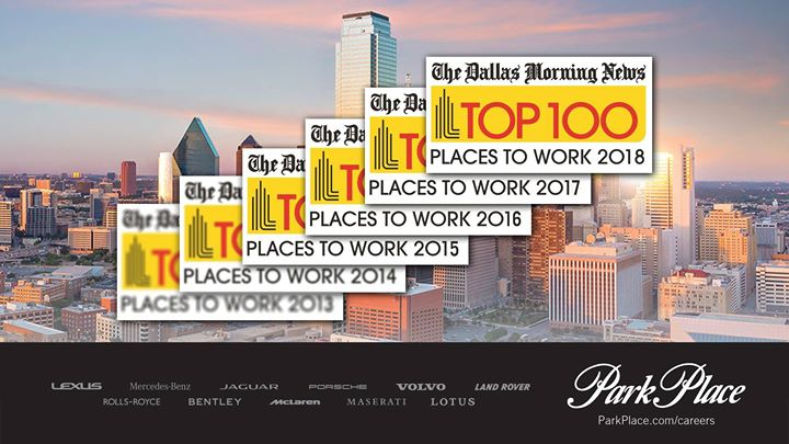 Park Place Volvo >> Park Place On Twitter Begin Your Job Search With Park