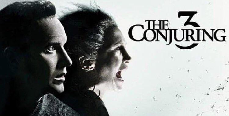 The Warrens are ready to fight another demon. #TheConjuring3, in theaters 2020.