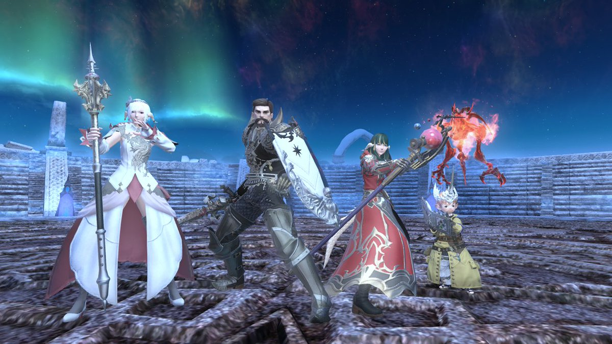ff14guild tagged Tweets and Downloader   Twipu