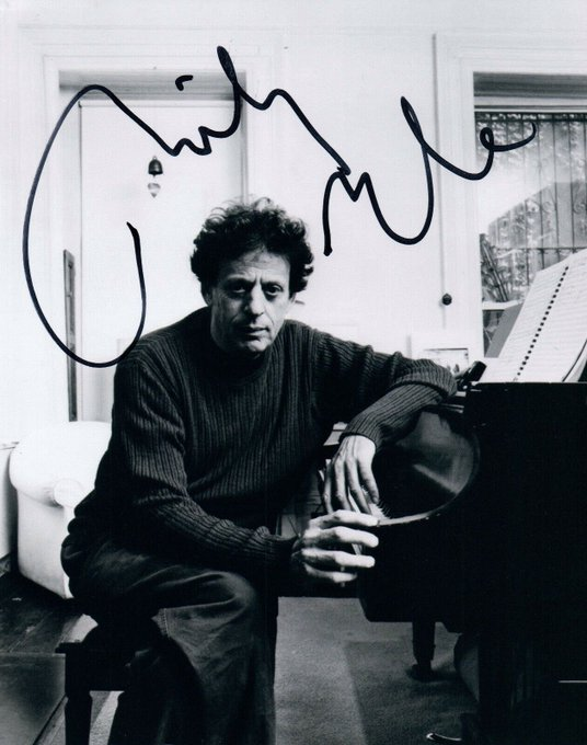 Happy Birthday, Philip Glass!