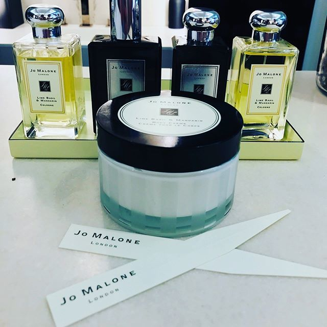 The perfect compliment to my welcome bags @jomalonelondon http://bit.ly/2RnCr2V