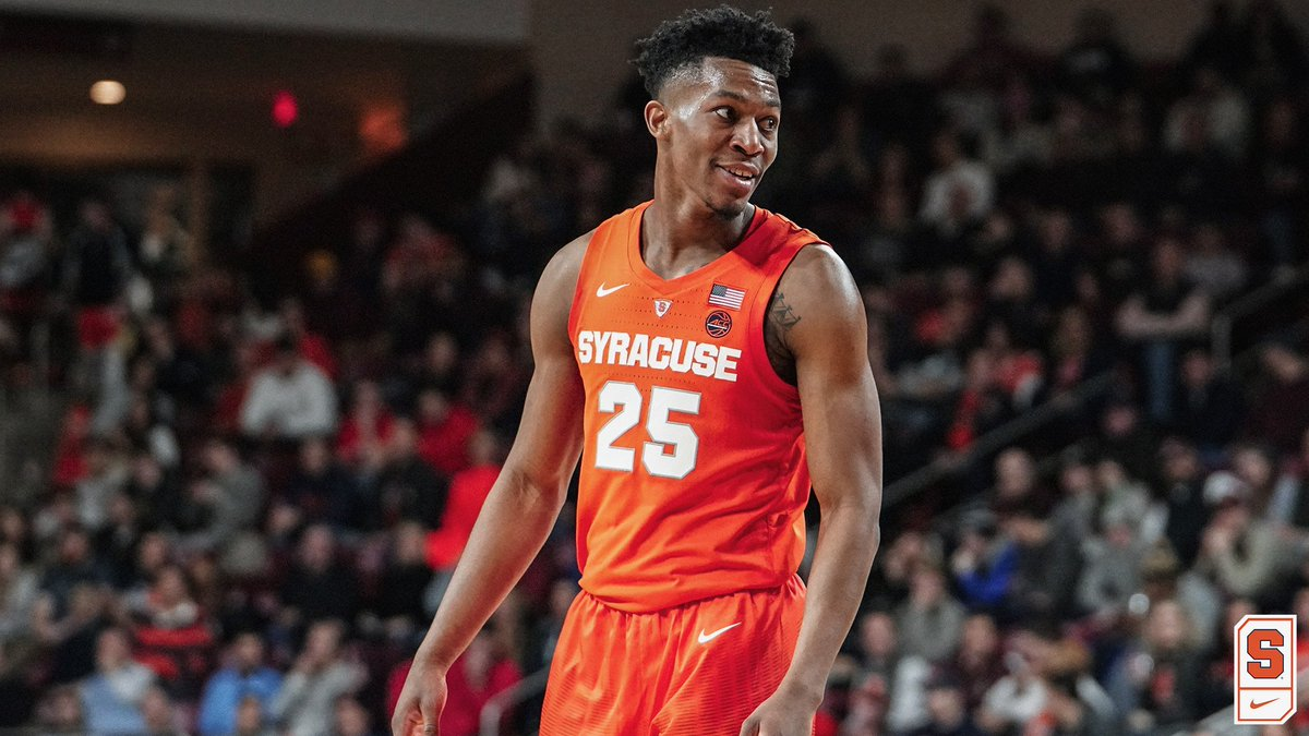 BATTLE TESTED: Tyus Battle scores 31 as Syracuse wins at Boston College (full coverage)