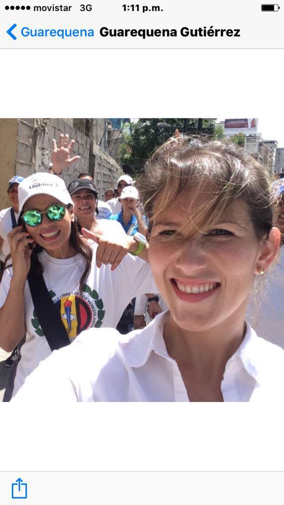 Maduro: Si algo me pasa, ¡retomen el poder y hagan una revolución más radical! - Página 6 DyNRshvX4AAGFtz